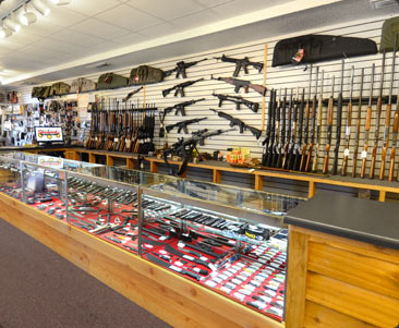 Shannock's Guns and Tactical Accessories